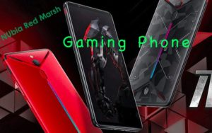 Nubia Red Magic Mars Gaming Phone With Upto 10GB RAM Launched