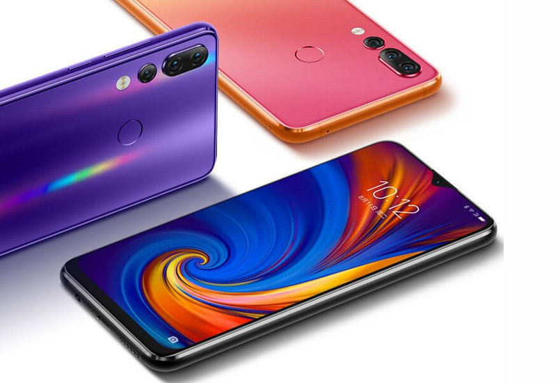 Lenovo Z5s With Triple Rear Cameras