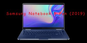 Samsung Notebook 9 (2019) Laptop With S Pen And Big Battery