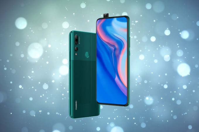 Huawei Y9 Prime With Triple Rear Cameras