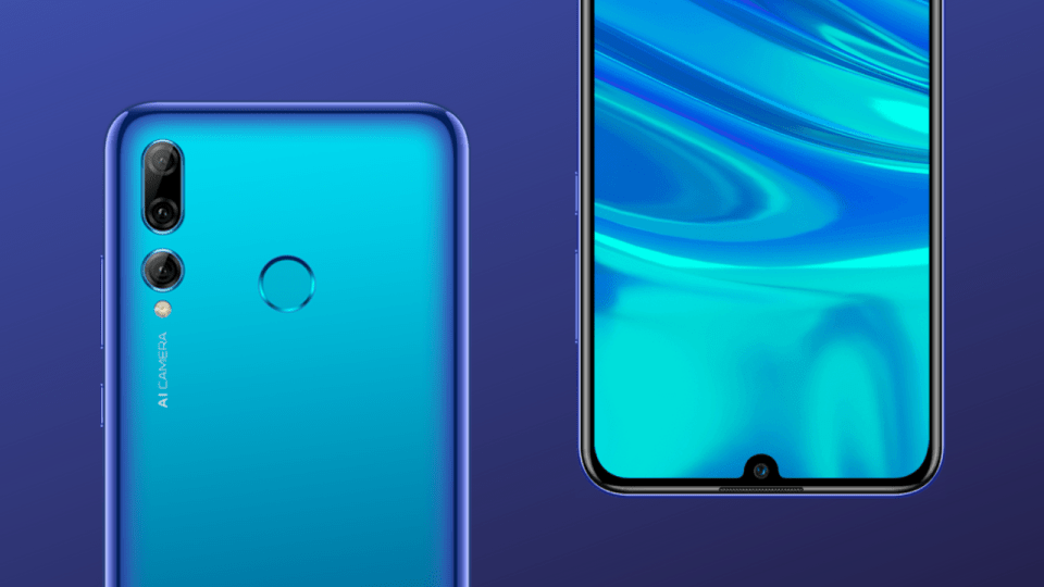 Huawei Maimang 8 With Triple Rear Camera