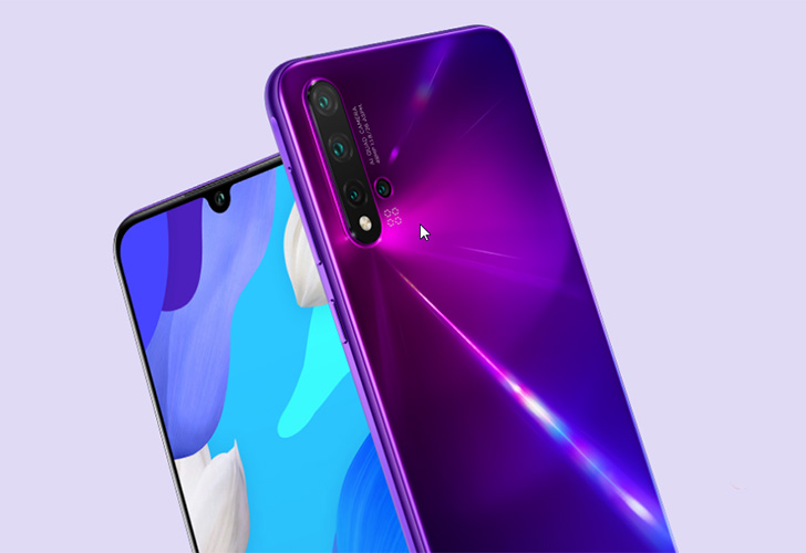 Honor 9X Pro With Pop Selfie Camera