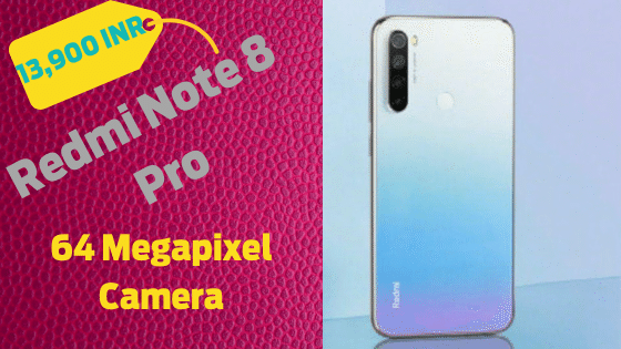 Redmi Note 8 Pro And Redmi Note 8
