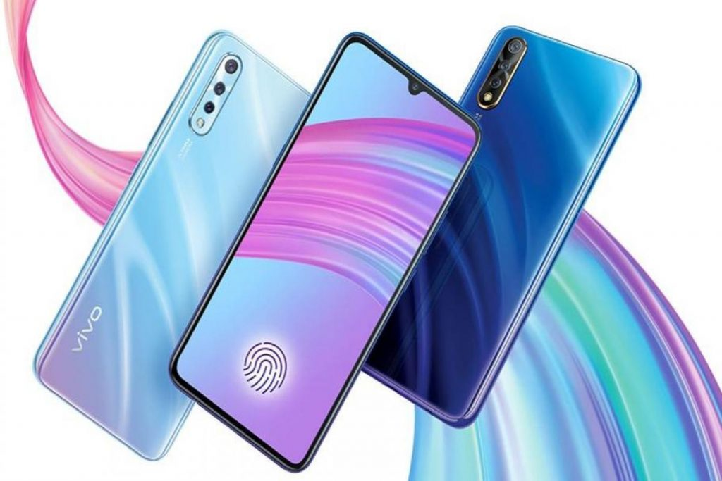 Vivo S1 With Triple Rear Camera