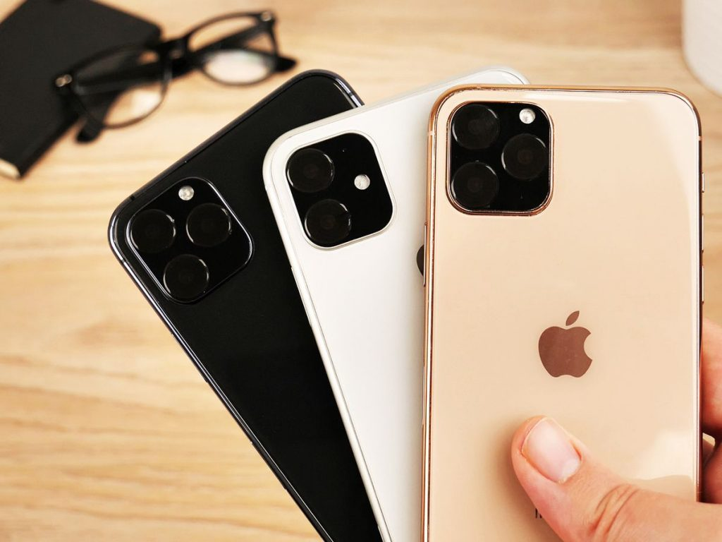 Iphone 11 Pro Iphone 11 Pro Max With Triple Rear Camera Launched