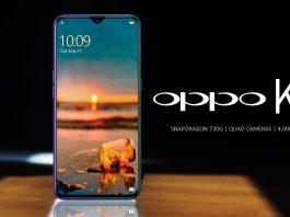 Oppo K5 With 64 Megapixel Quad Camera