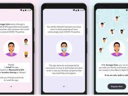 COVID-2019: Coronavirus Tacking Apps